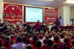 Christmas Concert @ Sarisbury Junior School
